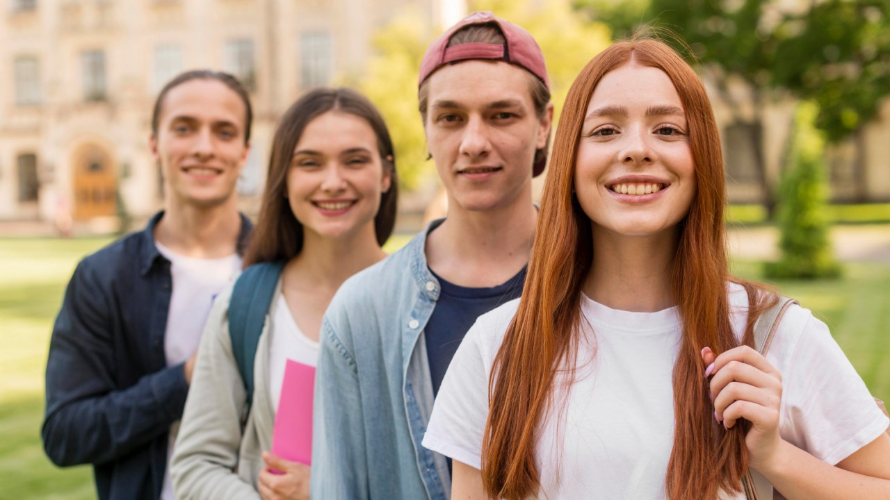 group-student